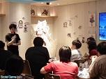 『ミトラスフィア』コラボカフェ内覧会とファンミーティングをレポート