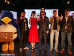 スマホゲーム『魔界ウォーズ』が発表となった日本一ソフト25周年発表会