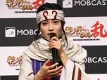 岡本吉起氏が語る新作『キングダム 乱』の魅力 小島瑠璃子さんも登場