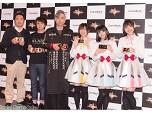 GameBank『BLADE』発表会を開催…イヤホンズと大槻ケンヂさんが登壇