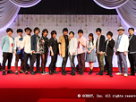『夢100』オフラインイベント  『あんスタ!』コラボや大型PJが発表に