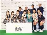 DWがプロゴルファーチーム 「Team DELiGHTWORKS」を発足