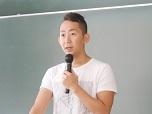 グリー荒木英士氏が千葉大学教育学部で特別講義