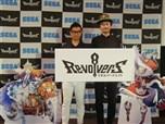 セガゲームスが新作『リボルバーズエイト』の制作発表会を開催