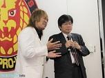 ブシモと新日本プロレスがゲーム開発パートナーを募集!