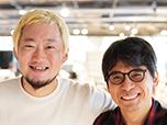 安藤武博氏と森山尋氏による新プロジェクトが始動!
