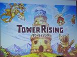 『LINE タワーライジング』は成長の過程と緊張感を兼ね備えたド直球RPG