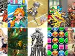 2015年上半期はこの新作モバイルゲームに注目…業界人期待の提供20社を紹介