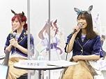 『ウマ娘』TVアニメ第2期の上映会で出演キャストによるクロストークを実施