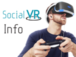 Social VR InfoはVRの最新情報をお届けしています!