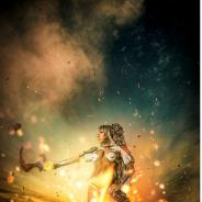 バンナム、『クイーンズブレイドWHITE TRIANGLE』にて新スチル「KO-RIN エキドナ」公開! ナナエルの新星5舞装カードも実装