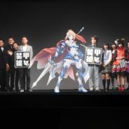 【発表会】「DMM GAMES×レベルファイブ」記者発表会で新作『装甲娘』発表! DMM GAMESが展開する『ダンボール戦機』の新たな挑戦