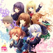 サイバーエージェント、『ガールフレンド(仮)』のキャラクターソング シリーズCDを12月21日より一般販売開始
