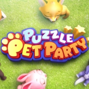 ネットマーブルゲームズ、新作パズルゲーム『Puzzle Pet Party』の事前登録をGoogle Playで開始 特典はゲーム内財貨(2,000コイン)