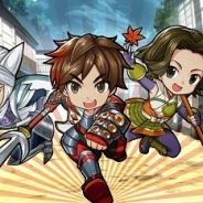 シリコンスタジオと讀賣テレビ、3Dランニングゲーム『戦国 RUN』をリリース 川田裕美さんら人気アナウンサーが出演