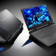 GTX1080を2基搭載、17.3型4K液晶のゲーミングノートPCがマウスコンピューターより販売開始・・・479,800 円(税別)より