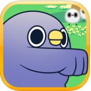 【アプリレビュー】LINEスタンプから火がついた「めんトリ」とは?!カジュアルゲームアプリ『めんトリぱんち』をレビュー!
