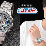 バンダイ、「宇宙刑事ギャバン」のコンバットスーツをイメージしたデザインの腕時計を発売決定! 予約受付中!