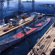 Donuts、艦隊クラフトTPSゲーム『艦つく -Warship Craft-』のティザーサイトとムービーを公開!!