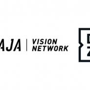 CA子会社のAJA、動画マーケティングPF「AJA VISION NETWORK」がDAZNのスポーツコンテンツ配信PF「DAZN Player」との連携を開始