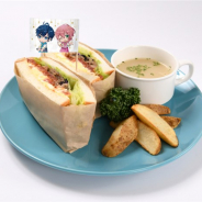 レッグス、『DREAM!ing』のコラボカフェ「DREAM!ing WhiteDay Cafe」を東京と大阪にオープン! 候補生たちの想いを込めた特製メニューを提供