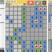 サクセス、「大人ゲーム王国for Yahoo!ゲームかんたんゲーム」で「マインスイーパ1000!」を配信開始