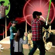 WEBプロモーション事業のシーエスレポーターズ、和歌山マリーナシティの新アトラクション『剣撃VR』の提供を開始