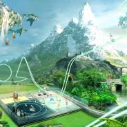 ハシラス、プロジェクト「ハシラスランド(仮称)」をTGS2018で出展へ VR内で複数のコンテンツを選択する新たな取り組みへ