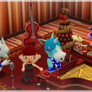 任天堂、『どうぶつの森 ポケットキャンプ』でイベント「ミニハニワあつめ~バレンタインセッション~」を開始!