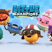 アプリボット、3Dアクションゲーム『リトルチャンピオンズ』を3月上旬に全世界版配信 本日より事前登録を開始、国内では2月上旬に先行プレイも