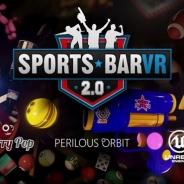 自宅をラウンドワンにする『Sport Bar VR』がPSVR、HTC VIVE、Oculusのクロスプラットフォームに対応