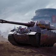 Wargaming、『World of Tanks Blitz』でセガゲームスに『戦場のヴァルキュリア4』に登場する戦車「ヴルカン」が参戦!