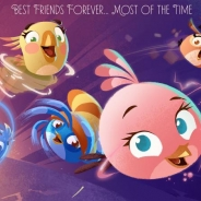 Rovio、「アングリーバード」シリーズ最新作『Angry Birds Stella』を全世界同時リリース! 積極的なメディアミックス展開にも臨む