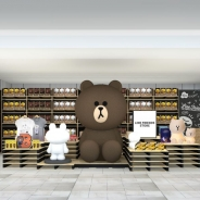 LINE、公式キャラクターグッズを扱うポップアップストアを東急百貨店東横店で5月4日より期間限定でオープン