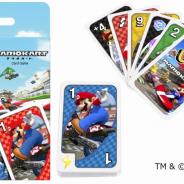 マテル・インターナショナル、『マリオカート』デザインのUNOを発売! 特殊な効果を持ったアイテムカードを収録