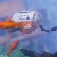 【おもちゃショー16】シーシーピーの水中撮影が楽しめる『サブマリナーカメラ』に脚光…同業他社からも驚きの声が