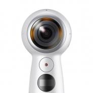 サムスン、360度カメラ『Gear 360』の新型を発表 約130gと小型軽量化し、高解像度化、iPhoneやMacにも対応へ