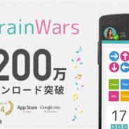 トランスリミット、リアルタイム対戦型頭脳ゲーム『BrainWars』が累計1200万DLを突破 アジア圏、ヨーロッパ圏を中心に世界150ヵ国以上で展開
