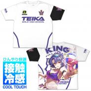 二次元コスパ、『アイドルマスター ミリオンライブ!』よりスポーツタオル、冷感両面フルグラフィックTシャツを発売