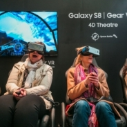 サムスン、原宿でVRアトラクションなどを併設する「Galaxy Studio Tokyo」を5月26日から開催
