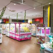 バンダイナムコアミューズメント、クレーンゲーム機充実の「namco ヒューマックスパビリオン成田店」をオープン! インドアプレイグラウンド「あそびパーク」併設