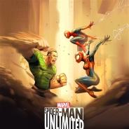 ゲームロフト、ランニングアクションゲーム『スパイダーマン・アンリミテッド』で大型アップデートを実施