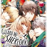 NTTソルマーレ、英語版女性向け恋愛ゲーム『Shall we date?: Guard me, Sherlock!+』をリリース