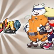 ファイブクロス、『忍者×バトル』にて「キャラ」システムを実装! バトル中のスキル発動が可能に