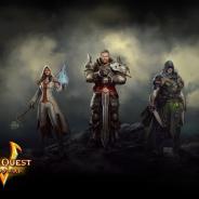 ゲームロフト、『ダーククエスト5』のアップデートを実施 新たな期間限定イベントや中世をテーマとしたレジェンドアーマー&武器を追加