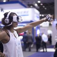 ピクス、国際石油開発帝石が国際会議「LNG18」に出展したVR版リズム・ダンスゲーム『INPEX Energy Rhythm』を開発