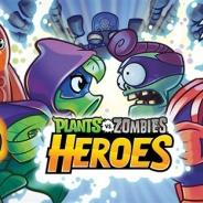 EA、豊富なキャラクターカードを集めて戦略を練るCCGバトルゲーム『プラントvs. ゾンビ ヒーローズ』を世界同時配信!