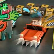 タップリアル、「カセゲー」対応のシューティングアクションゲーム『ゾンビパニック』を配信開始!