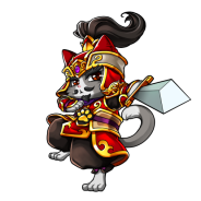 OnNet、猫と旅立つ冒険パズルゲーム『コンボキャット』で期間限定のイベントステージ「虎の名将(レア)」を実装