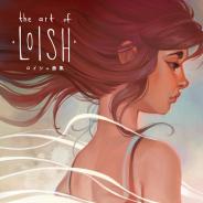 ボーンデジタル、書籍『The Art of Loish - ロイシュ画集』を12月上旬に刊行…フォロワー数120万を超える人気イラストレーターの画集が日本語化